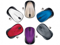 فروش عمده موس اپتیکال لاجیتک Logitech Wireless M235