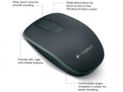 خرید موس اپتیکال لاجیتک Logitech Wireless T400