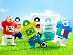 خرید فلش مموری ای دیتا Adata T001 Soccer Jersey 8GB