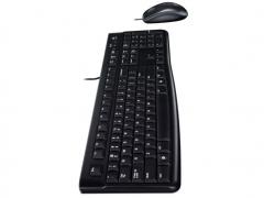 خرید آنلاین ست موس و کیبورد لاجیتک Logitech MK120