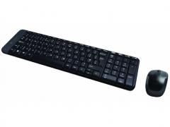 فروشگاه اینترنتی ست موس و کیبورد لاجیتک Logitech Wireless MK220