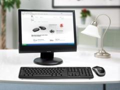 خرید آنلاین ست موس و کیبورد لاجیتک Logitech Wireless MK260