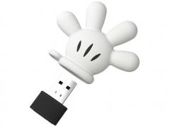 فروش فوق العاده فلش مموری ای دیتا Adata T807 Mickey's Glove 8GB