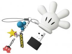 خرید عمده فلش مموری ای دیتا Adata T807 Mickey's Glove 8GB
