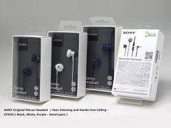 خرید هدفون سونی Stereo Headset STH30