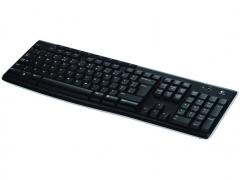 خرید آنلاین کیبورد لاجیتک Logitech Wireless K270