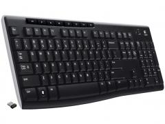 خرید پستی کیبورد لاجیتک Logitech Wireless K270