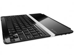 فروش آنلاین کیبورد مخصوص آی پد Logitech Keyboard Ultrathin For iPad