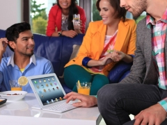 فروش کیبورد مخصوص آی پد Logitech Keyboard Ultrathin For iPad