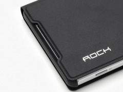 خرید عمده کیف چرمی Sony Xperia Z2 مارک Rock