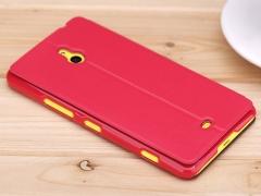 فروش اینترنتی کیف چرمی Nokia Lumia 1320 مارک Rock