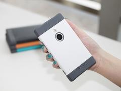 خرید آنلاین محافظ ژله ای Nokia Lumia 925 مارک Rock