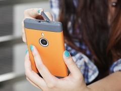 خرید محافظ ژله ای Nokia Lumia 925 مارک Rock