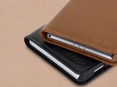 فروشگاه اینترنتی کیف چرمی Sony Xperia Z2 مارک Rock