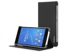 فروش کیف چرمی Sony Xperia Z2 مارک Rock