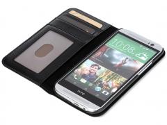 فروشگاه اینترنتی کیف چرمی HTC One M8 مارک ROCK