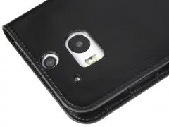 فروش کیف چرمی HTC One M8 مارک ROCK