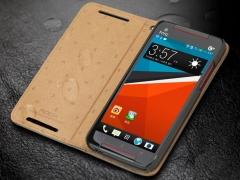 فروسش عمده کیف چرمی02 HTC Butterfly S مارک ROCK