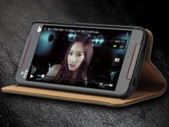 خرید آنلاین کیف چرمی02 HTC Butterfly S مارک ROCK