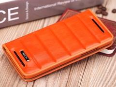 خرید کیف چرمی02 HTC Butterfly S مارک ROCK