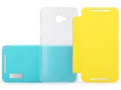 خرید پستی کیف چرمی HTC Butterfly مارک ROCK