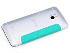 قیمت کیف چرمی HTC One mini مارک ROCK