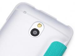 خرید عمده کیف چرمی HTC One mini مارک ROCK
