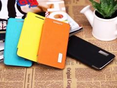 خرید اینترنتی کیف چرمی HTC One mini مارک ROCK