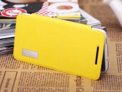 خرید کیف چرمی HTC One mini مارک ROCK