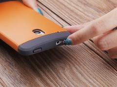 فروشگاه اینترنتی محافظ ژله ای HTC One Mini/M4 مارک ROCK