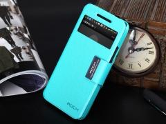 خرید پستی کیف چرمی HTC ONE / M7 مارک ROCK