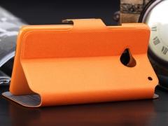 خرید اینترنتی کیف چرمی HTC ONE / M7 مارک ROCK