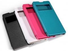 خرید آنلاین کیف چرمی ZTE Nubia Z5S Mini مارک Nillkin