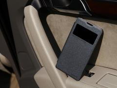 خرید اینترنتی کیف چرمی ZTE Nubia Z5S Mini مارک Nillkin
