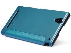 قیمت کیف چرمی مدل Sony Xperia T2 Ultra مارک Nillkin