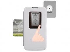 قیمت کیف چرمی مدل01 LG L90 مارک Nillkin