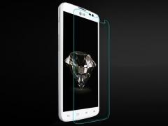 خرید پستی محافظ صفحه نمایش شیشه ای LG G Pro Lite Dual Sim مارک Nillkin