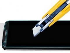 خرید پستی محافظ صفحه نمایش شیشه ای LG G2 مارک Nillkin