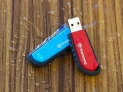 خرید فلش مموری تبلیغاتی فلش مموری ترنسند Transcend JetFlash V70 8GB