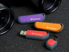 خرید عمده فلش مموری ترنسند Transcend JetFlash V70 8GB
