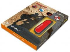 فروش پستی فلش مموری ترنسند Transcend JetFlash V70 8GB