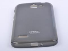 خرید پستی قاب ژله ای Huawei Ascend G730 مارک REMAX