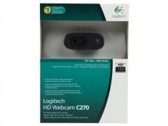 خرید پستی وب کم لاجیتک Logitech C270
