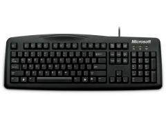 خرید عمده کیبورد مایکروسافت Microsoft Wired 200