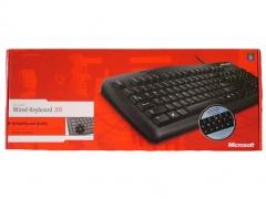 خرید پستی کیبورد مایکروسافت Microsoft Wired 200