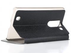 قیمت کیف چرمی LG G Pro 2 مارک ROCK