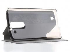 خرید پستی کیف چرمی LG G Pro 2 مارک ROCK