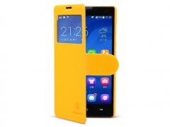 فروشگاه اینترنتی کیف چرمی Huawei Honor 3C مارک Nillkin