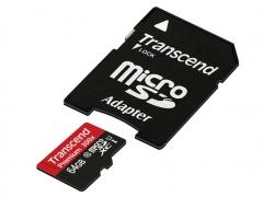 قیمت رم میکرو اسدی 64 گیگابایت Transcend Class 10 Premium 300X