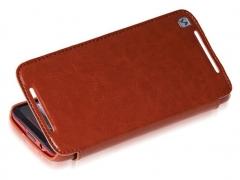 خرید پستی کیف چرمی HTC Butterfly S مارک HOCO